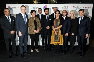 Josh Berger Press Launch For The UK India Year Of Culture At The BFI SouthbanK