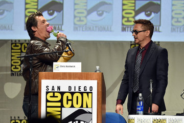 Josh Brolin Marvel Studios Panel - Comic-Con International 2014