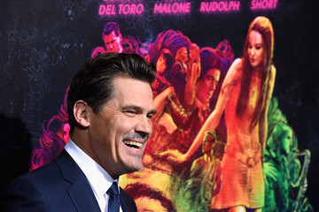 "Josh Brolin Premiere Of Warner Bros. Pictures' ""Inherent Vice"" - Arrivals"