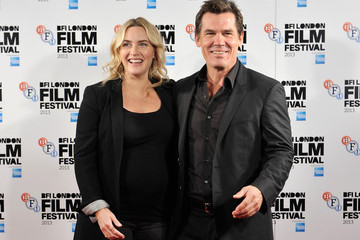 Josh Brolin 'Labor Day' Photo Call in London