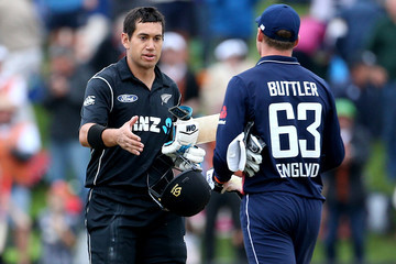 Josh Butler New Zealand Vs. England - 4th ODI