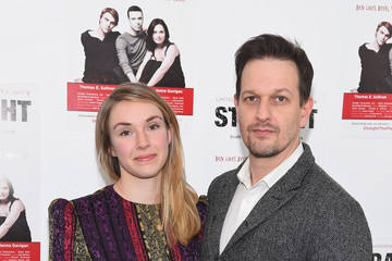 Josh Charles Sophie Flack 'Straight' Opening Night - Arrivals
