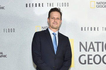 "Josh Charles National Geographic Channel ""Before the Flood"" Screening"