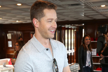Josh Dallas The Nintendo Lounge on the TV Guide Magazine Yacht at Comic-Con International 2015
