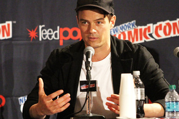 Josh Duhamel New York Comic Con: Day 4