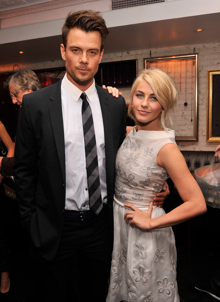 """SELF Magazine And Relativity Media's Special New York Screening Of """"Safe Haven"""" - After Party [fashion,dress,event,hairstyle,suit,formal wear,shoulder,premiere,smile,textile,actors,julianne hough,josh duhamel,beauty,new york,essex,self magazine,relativity media,party,special new york screening of ``safe haven]"""