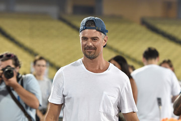 Josh Duhamel Clayton Kershaw's 6th Annual Ping Pong 4 Purpose