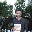 Josh Duhamel Sakara Life + Rothy's Celebrate 'Eat Clean Play Dirty' Cookbook Launch