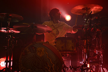 Josh Dun Twenty One Pilots Perform Live For SiriusXM And Pandora's 'Small Stage Series' At The Newport Music Hall In Columbus, OH