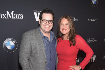 Josh Gad Ninth Annual Women in Film Pre-Oscar Cocktail Party Presented By Max Mara, BMW, M.A.C Cosmetics And Perrier-Jouet - Red Carpet