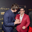"Josh Gad Premiere Of HBO's ""Avenue 5"" - Red Carpet"