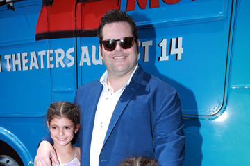 Josh Gad Premiere Of Sony's 'The Angry Birds Movie 2' - Red Carpet