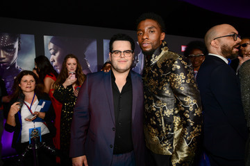 Josh Gad Premiere Of Disney And Marvel's 'Black Panther' - Red Carpet