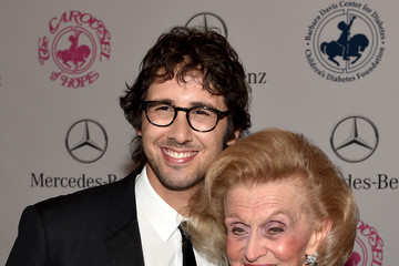 Josh Groban 2014 Carousel of Hope Ball Presented by Mercedes-Benz - VIP Reception
