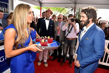 Josh Groban The Grey Goose Lounge at the 141st Running of the Kentucky Derby