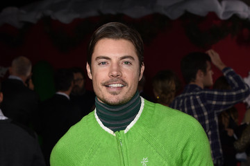 """Josh Henderson Premiere Of Columbia Pictures' """"The Night Before"""" - Arrivals"""