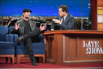 """Josh Holloway CBS's """"The Late Show with Stephen Colbert"""" - Season Two"""
