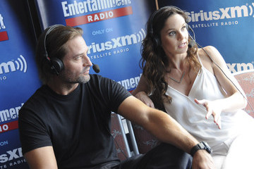 Josh Holloway SiriusXM's Entertainment Weekly Radio Channel Broadcasts From Comic-Con 2015