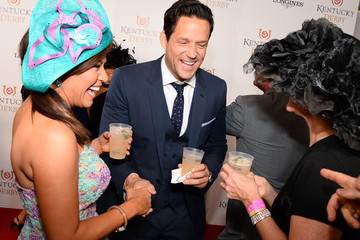 Josh Hopkins GREY GOOSE Lounge at Kentucky Derby