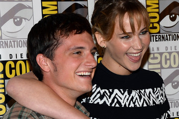 Josh Hutcherson Jennifer Lawrence 'The Hunger Games' Cast Unite for a Final Installment