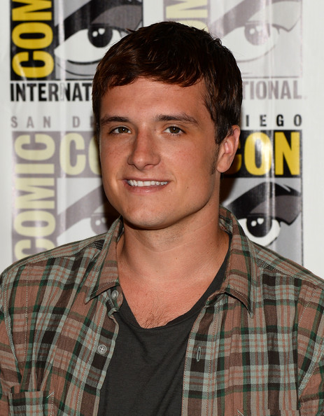 Josh Hutcherson Pictures - Lionsgate's Press Lines at ...