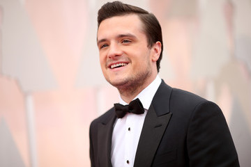 Josh Hutcherson Arrivals at the 87th Annual Academy Awards — Part 2