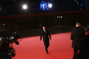 Josh Hutcherson 'Escobar: Paradise Lost' Red Carpet - The 9th Rome Film Festival