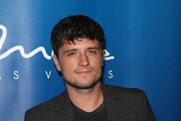 Josh Hutcherson 'The Beatles LOVE By Cirque du Soleil' Celebrates Its 10th Anniversary At The Mirage In Las Vegas