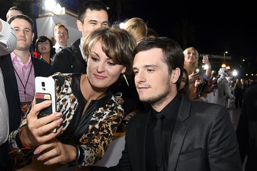 Josh Hutcherson 'The Hunger Games: Mockingjay, Part 1' LA Premiere — Part 2