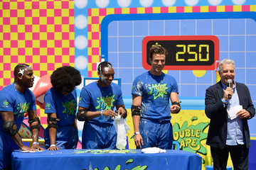 Josh Johnson HaHa Davis Double Dare Presented By Mtn Dew Kickstart At Comedy Central's Clusterfest
