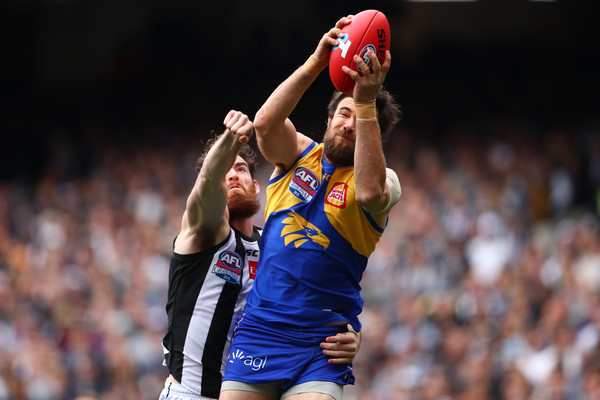 2018 AFL Grand Final - West Coast vs. Collingwood