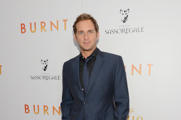 Josh Lucas The New York Premiere of 'Burnt'