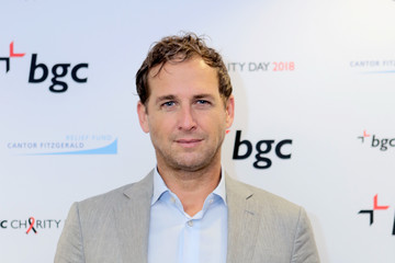 Josh Lucas Annual Charity Day Hosted By Cantor Fitzgerald, BGC and GFI - BGC Office - Inside