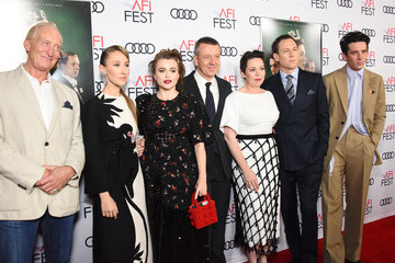 Josh O'Connor AFI Fest: The Crown And Peter Morgan Tribute