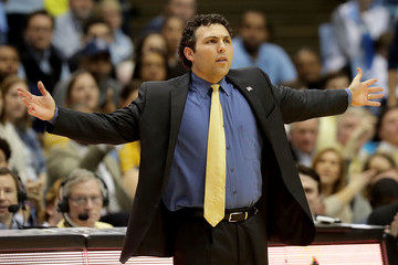 Josh Pastner Georgia Tech v North Carolina