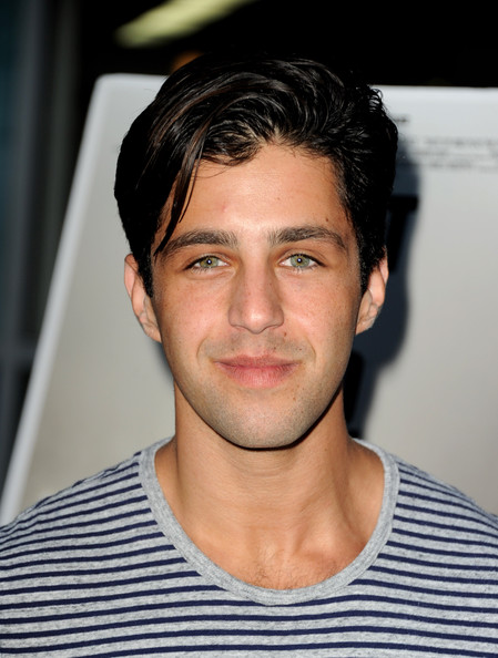 Josh Peck Actor Josh Peck Arrives At The Premiere Of Oscilloscope