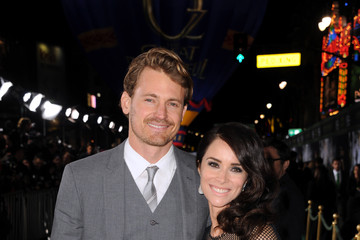 """Josh Pence Premiere Of Walt Disney Pictures' """"Oz The Great And Powerful"""" - Red Carpet"""
