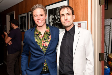 Josh Ritter 2019 Americana Honors And Awards - Backstage