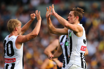 Josh Smith AFL Rd 6 - West Coast v Collingwood