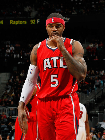 Atlanta Hawks Josh Smith