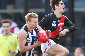 Josh Smith VFL Qualifying Finals - Collingwood vs. Essendon