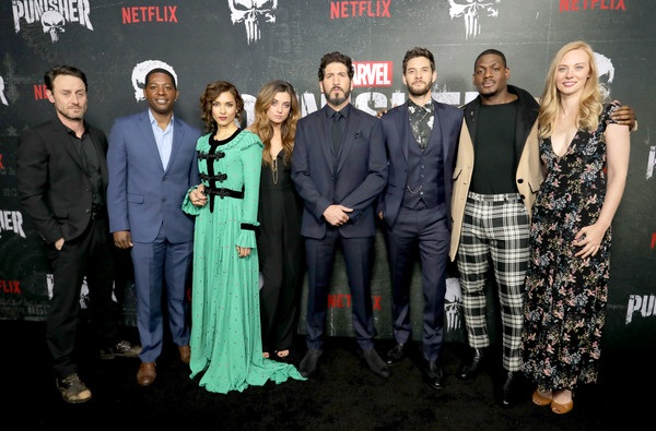 'Marvel's The Punisher' Seasons 2 Premiere