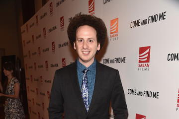 Josh Sussman Premiere Of Saban Films' 'Come And Find Me' - Red Carpet