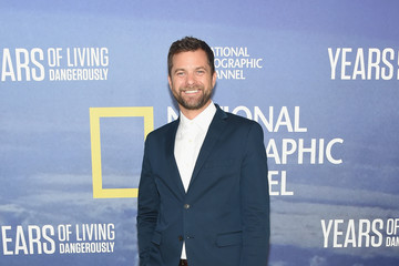 Joshua Jackson National Geographic's 'Years of Living Dangerously' New Season World Premiere