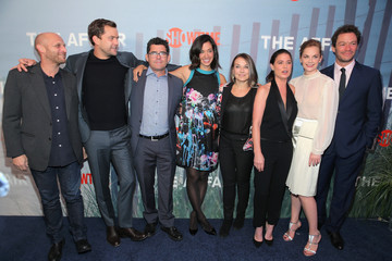 Joshua Jackson 'The Affair' Premieres in NYC