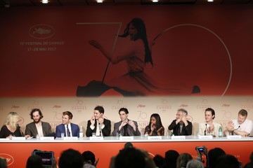 Joshua Safdie 'Good Time' Press Conference - The 70th Annual Cannes Film Festival