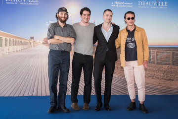 Joshua Safdie 'Good Times' : Photocall - 43rd Deauville American Film Festival