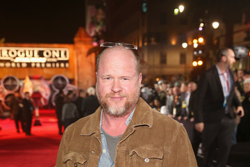 Joss Whedon The World Premiere of 'Rogue One: A Star Wars Story'