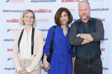 Joss Whedon 'Hope Lives in Every Name,' A Celebration With Equality Now And Hulu's 'The Handmaid's Tale' Hosted By Heather Pulier