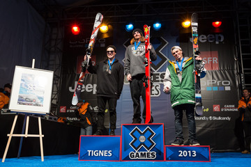 Jossi Wells European Winter X Games: Day 4
